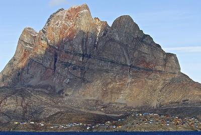 Uummannaq Mountain, Greenland