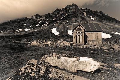 Camp Miller or Millerodden, Bellsund.