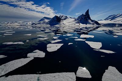 Hornsund, Svalbard.