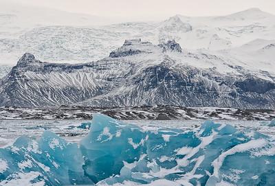 Jökullsarlon Ice Lagoon