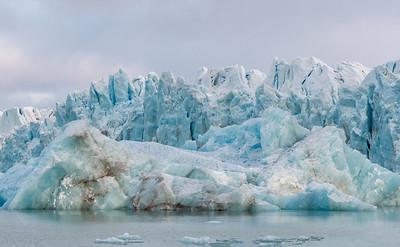 Glacier Blues