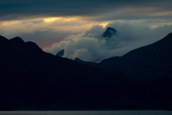 Norway cloudscape