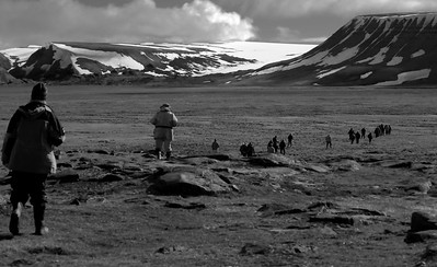 Exploring Arctic Svalbard