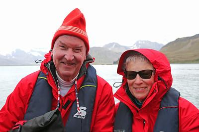 Fortuna Bay - Dave and Jan