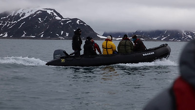 How to get about in the Arctic (when you get off the boat off course) How's your Norwegian?