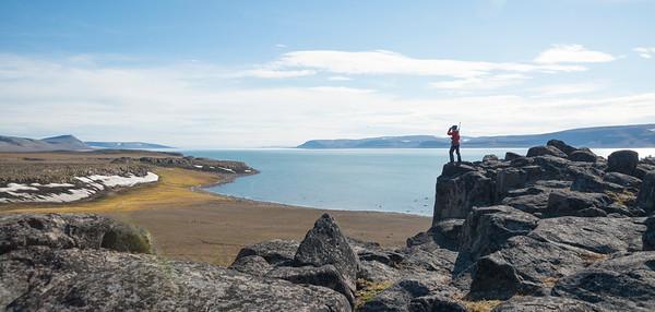 Sundneset, Barentsøya, Svalbard