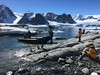 Peterman Island Zodiac Landing