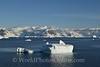 Iceberg in Bransield Strait