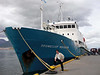 03-Professor Molchanov, docked at Ushuaia port