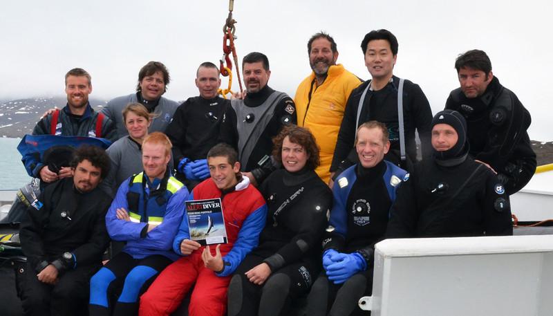 Svalbard Divers