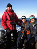 Ian, Kevin & Marg, hunting Polar Bears