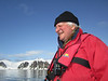 Ian Stone (Isle of Man), expedition leader, on final voyage as program director
