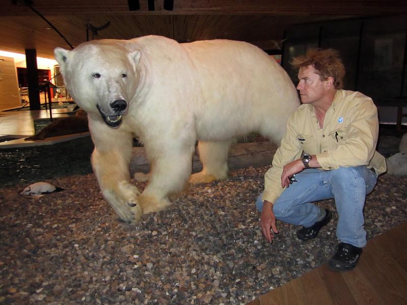 John Lee<br /> Svalbard Museum