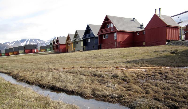 Lonyyearbyen homes