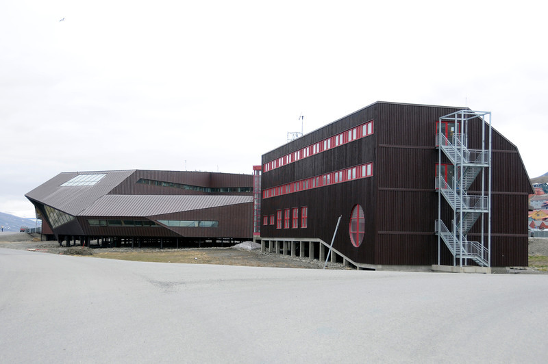 Svalbard University and Museum complex