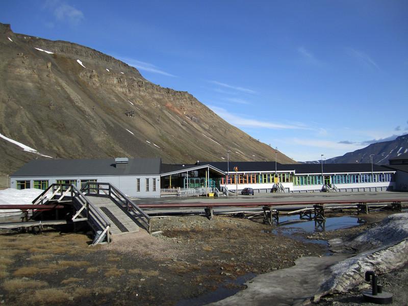 Longyearbyen school
