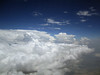 Cloud formations over Southern California