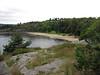 Main beach, Drøbak, Norway