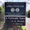Linlithgow City sign
