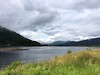 Lochside Cottages dive site<br /> Loch Leven, Scotland