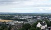Southerly view from Stirling Castle<br /> Scotland