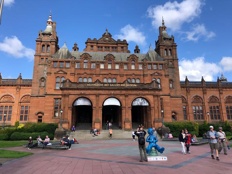 Kelvingrove Art Gallery & Museum<br /> Glasgow, Scotland