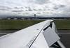 Landing at EDI