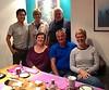 Front L-R: Jane, Chic, Katie<br /> Back L-R: Kevin, Lesley, Danny<br /> Linlinthgow, Scotland