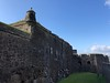 Dry Moat, Stirling Castle<br /> Scotland