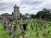 Old Town Cemetery and Church of the Holy Rude<br /> Stirling, Scotland