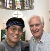 With John, Episcopalian Church, Linlinthgow, Scotland