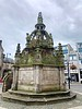 City fountain<br /> Linlithgow, Scotland