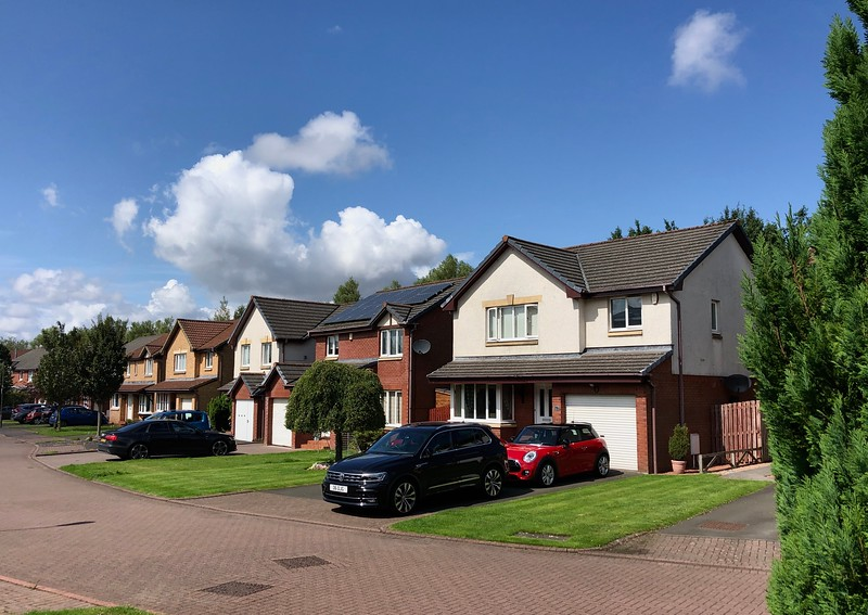 Linlithgow homes