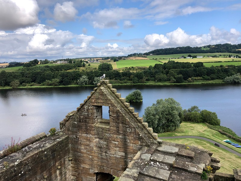 Linlithgow Palace, Linlithgow, Scotland.