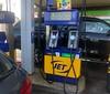 Jet gas station