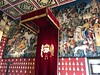 Tapestries in Stirling Castle<br /> Scotland