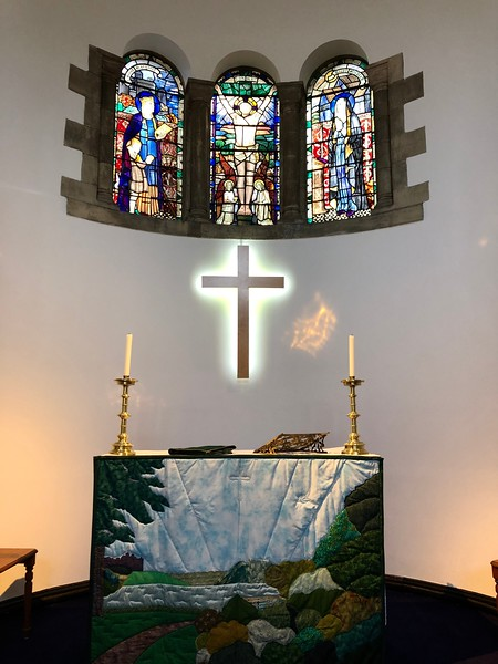 St. Peter's Scottish Episcopal Church, Linlithgow, Scotland.