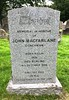 John MacFarlane, coachman for Butch Cassidy.<br /> Old Town Cemetery<br /> Stirling, Scotland<br /> From the Old Town Cemetery website:<br /> John Macfarlane<br /> Coachman<br /> <br /> 1811 – 1846<br /> <br /> The douce locality of Stirling's Old Town Cemetery seems an unlikely spot in which to find a connection with the infamous Butch Cassidy, but connection there is, albeit somewhat tenuous.<br /> <br /> In 1825, the custodian in Doune Castle was Daniel Sinclair. He brought up his family in the village, where one of his daughters married Robert Gillies. When in 1840 the first missionaries from the Church of Jesus Christ of Latter Day Saints (the Mormons) arrived in Scotland, one of them, Robert Menzies, found himself in Doune. Such was Menzies' enthusiasm and persuasiveness that the entire Sinclair family (including the young Mrs Gillies) was converted to the new faith. A second Sinclair daughter married John Macfarlane; he died in Stirling and his widow emigrated with her children to the United States of America, home of Mormonism. Ten years later the Gillies family, including their 12-year-old daughter, also left for America and in due course this daughter became the wife of Maximillian Parker. Their son Robert Leroy Parker was born in Utah in 1866; he changed his name to Butch Cassidy and became renowned as a horse thief, cattle rustler, and bank robber. The date of his death is unknown.<br /> <br /> Descendants of Butch Cassidy's great- uncle, John Macfarlane, erected this stone.