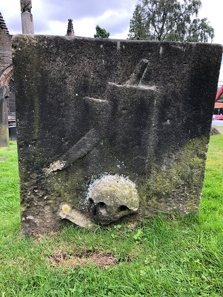 Old Town Cemetery<br /> Stirling, Scotland