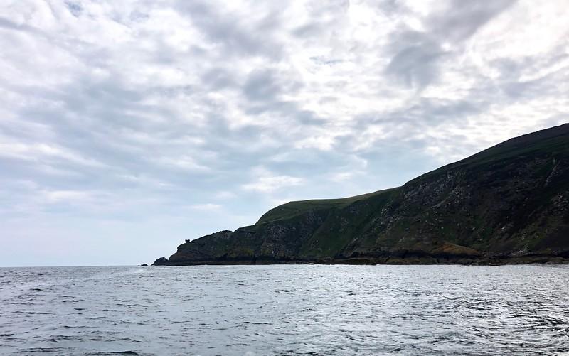Eastern coast, Scotland