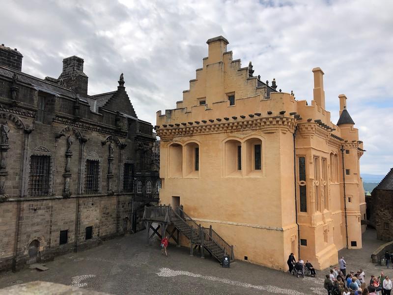 Stirling Castle<br /> Scotland