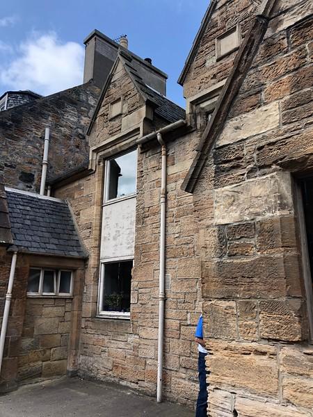 Lesley & Jim's house<br /> Linlithgow, Scotland