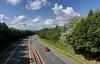 Major highway passingLinlithgow, Scotland