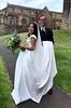 Chinese-Scottish newlyweds, Linlithgow Palace.