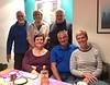 Front L-R: Jane, Chic, Kate<br /> Back L-R: Jim, Lesley, Danny<br /> Linlinthgow, Scotland