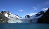 Massive glacier at the end of Drygalski Fjiord.<br /> South Georgia Island.