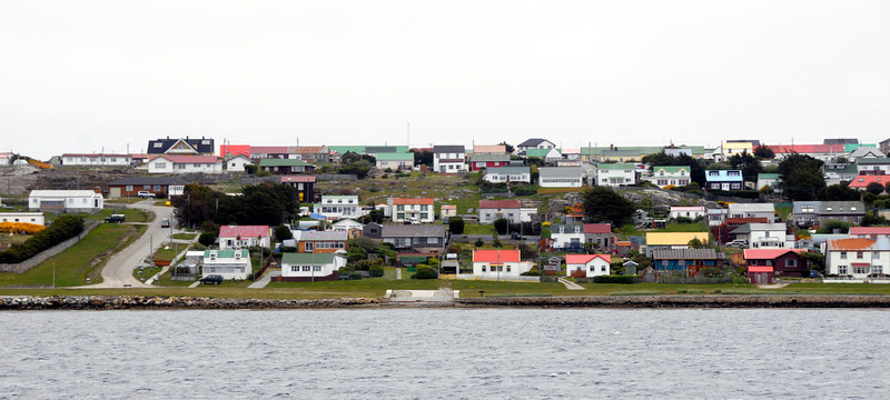 Stanley, East Falkland Island