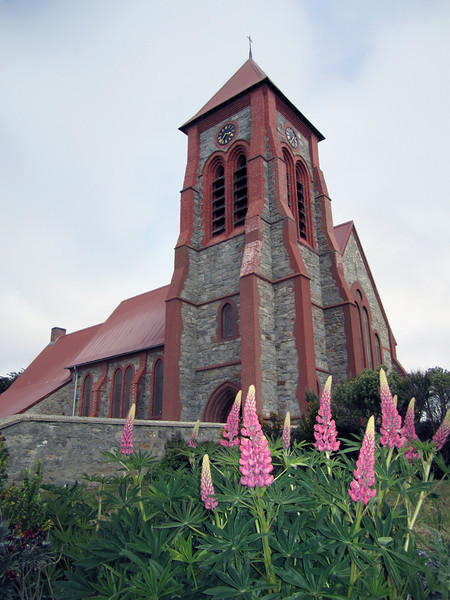 Stanley Cathedral, East Falkland Island