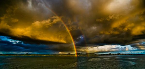 Sudden Storm, Fiji.