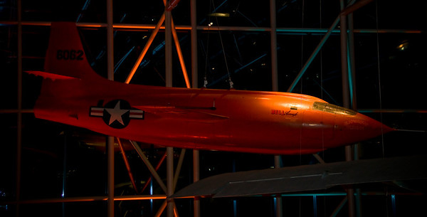 """""""The Right Stuff"""" Bell X-1"""